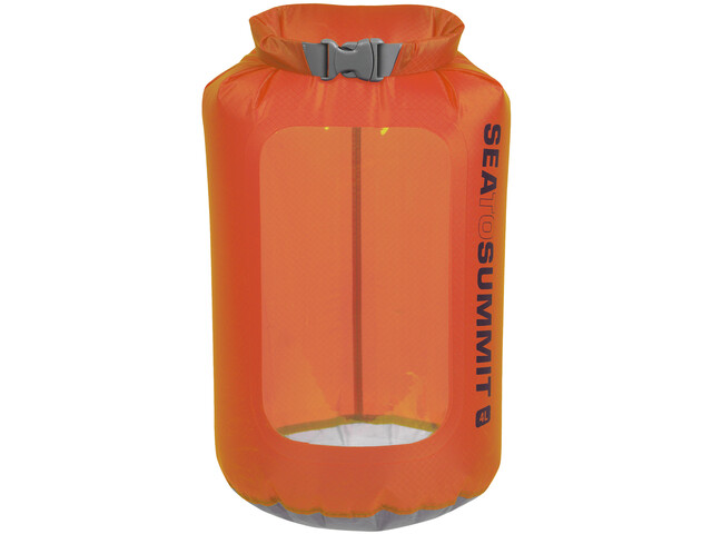Sea to Summit Ultra-Sil View Organizer bagażu 4l pomarańczowy